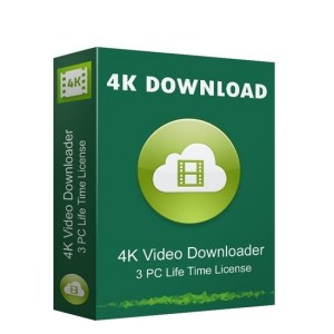 4K Video Downloader 2020 Crack
