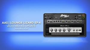 Applied Acoustics Systems Lounge Lizard Cracked
