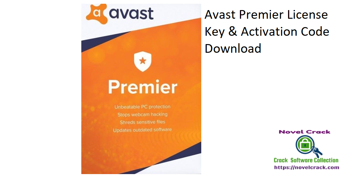 Avast Premier License Key & Activation Code Download