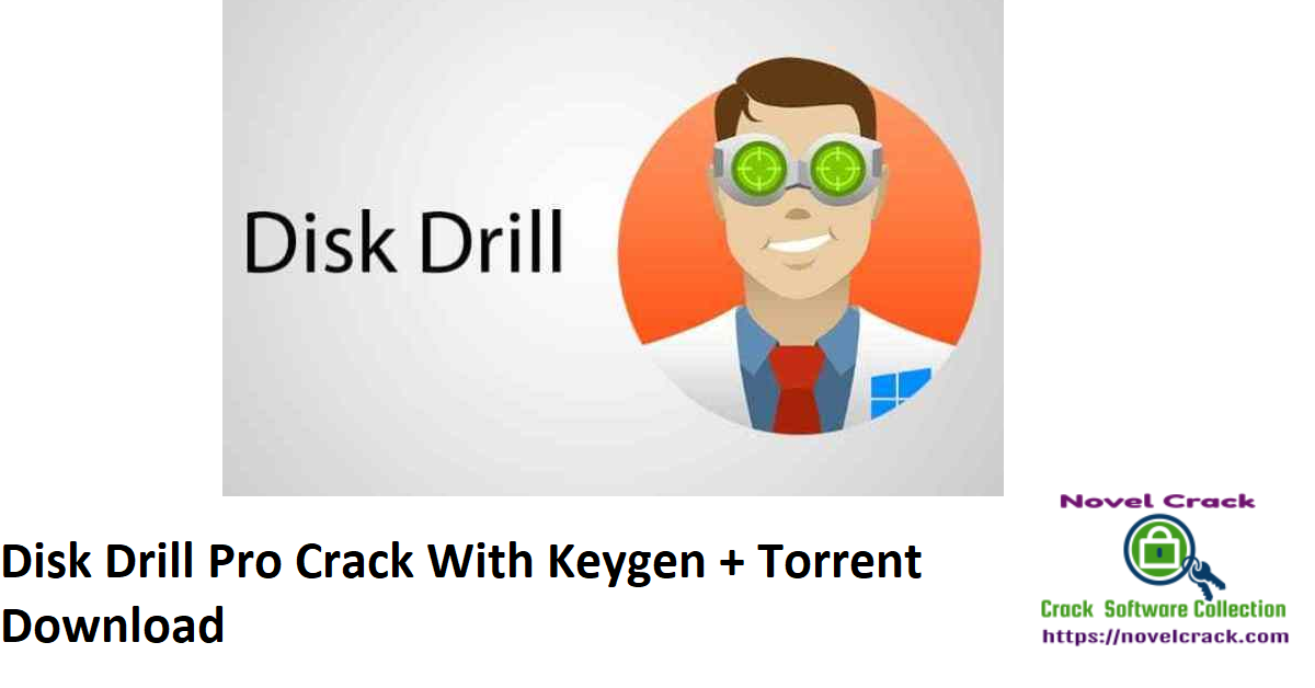 Disk Drill Pro Crack With Keygen + Torrent Download