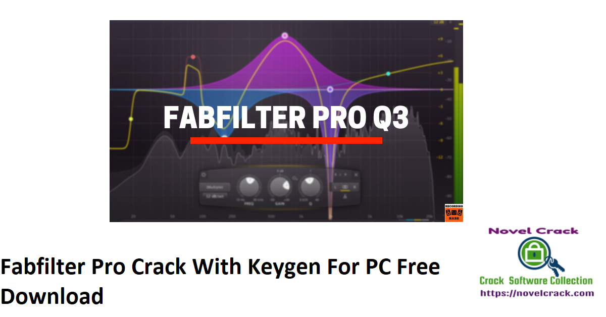 Fabfilter Pro Crack With Keygen For PC Free Download