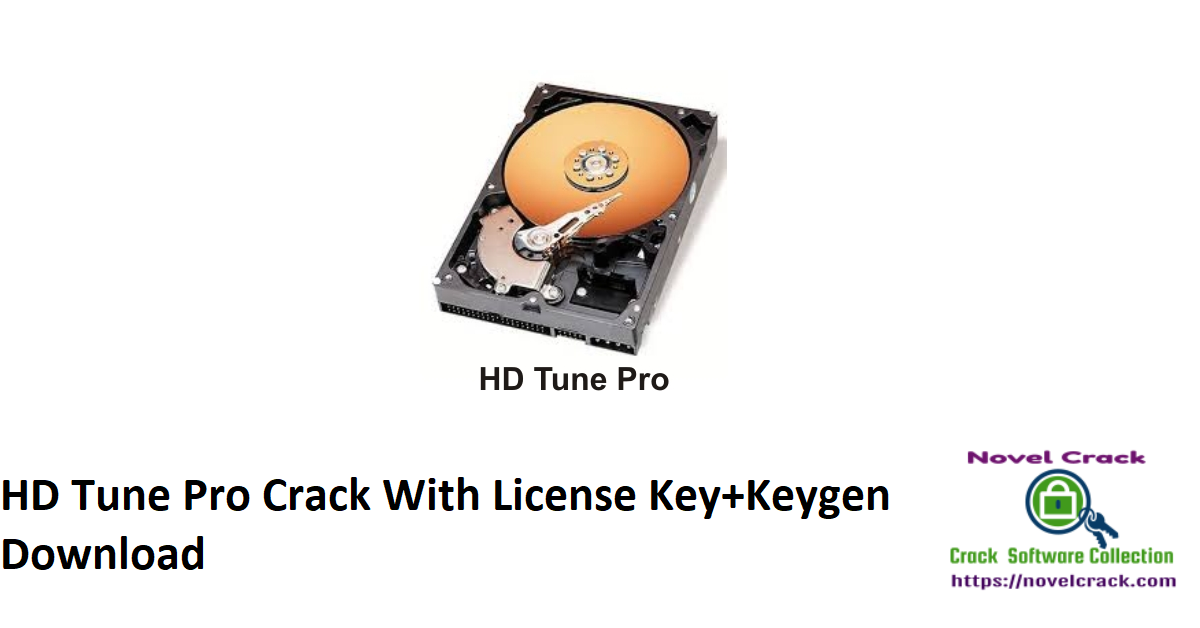 HD Tune Pro Crack With License Key+Keygen Download
