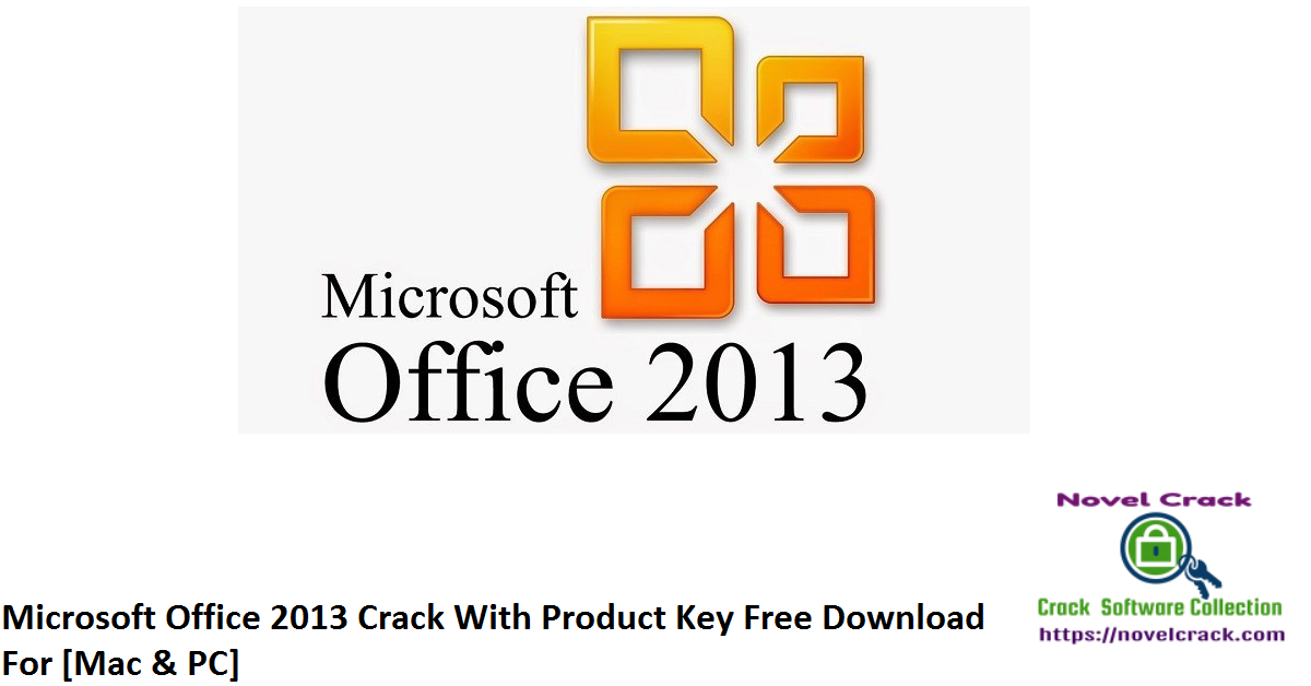 Office 2013 activation without product key