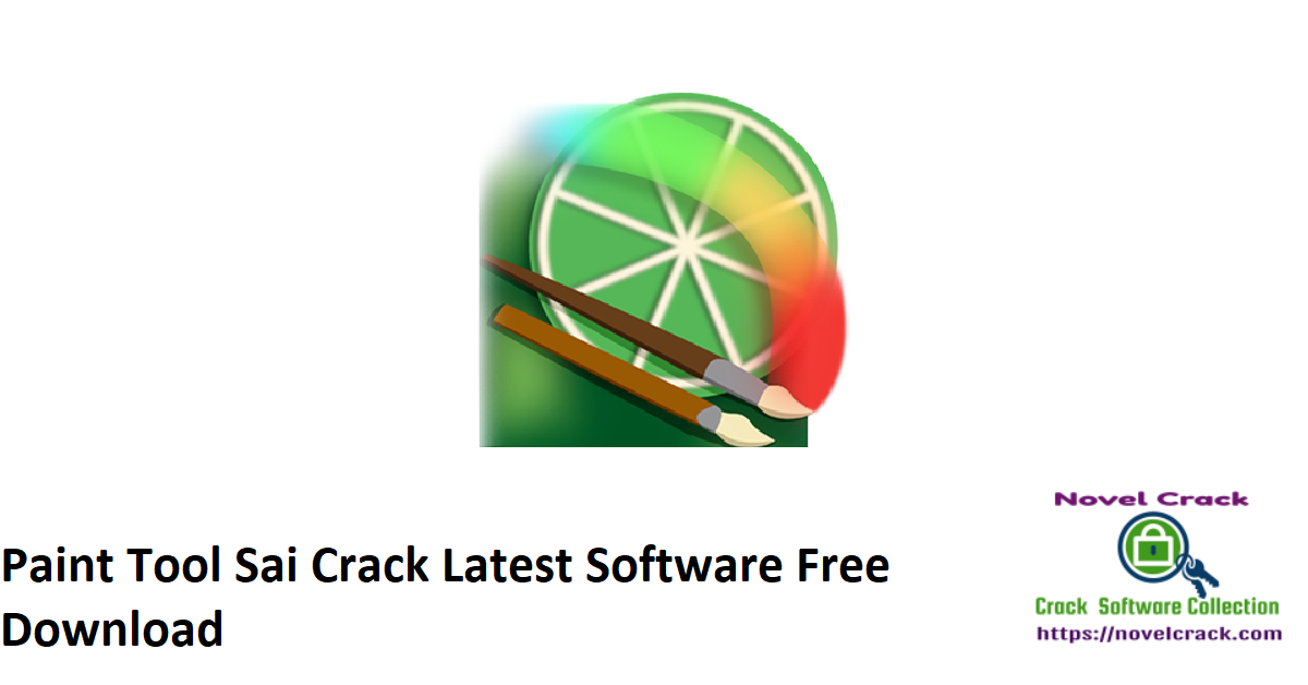 Paint Tool Sai Crack Latest Software Free Download