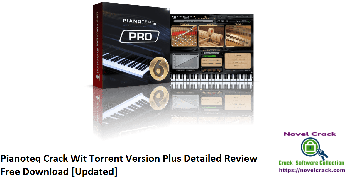 Pianoteq Crack Wit Torrent Version Plus Detailed Review Free Download [Updated]