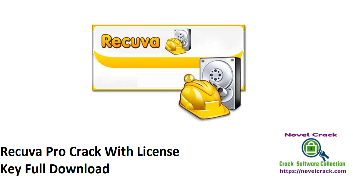 Recuva Pro Crack With License Key Full Download