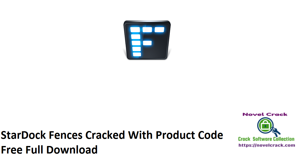 StarDock Fences Cracked With Product Code Free Full Download