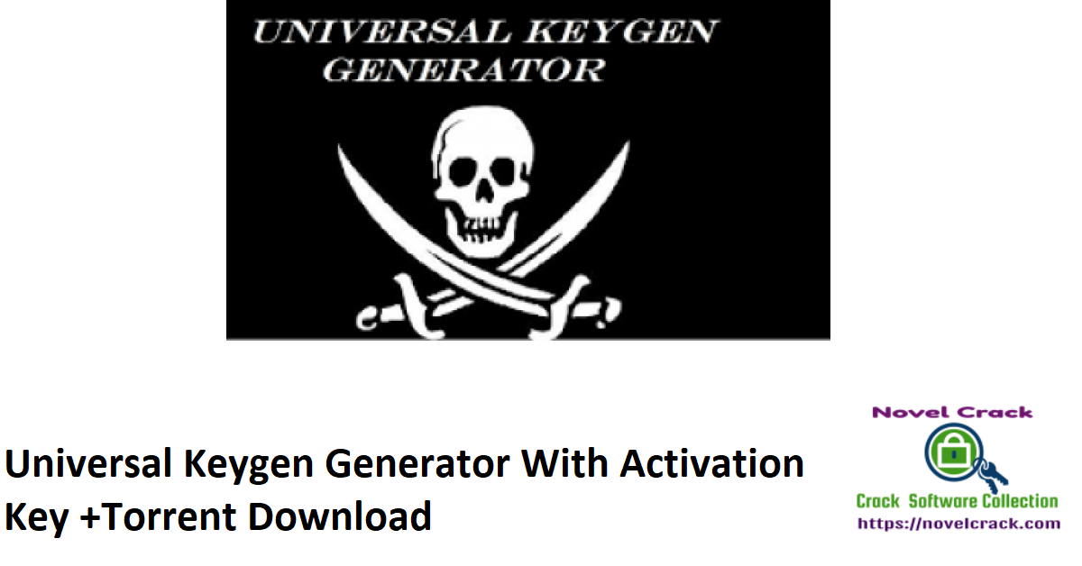 Universal Keygen Generator With Activation Key +Torrent Download
